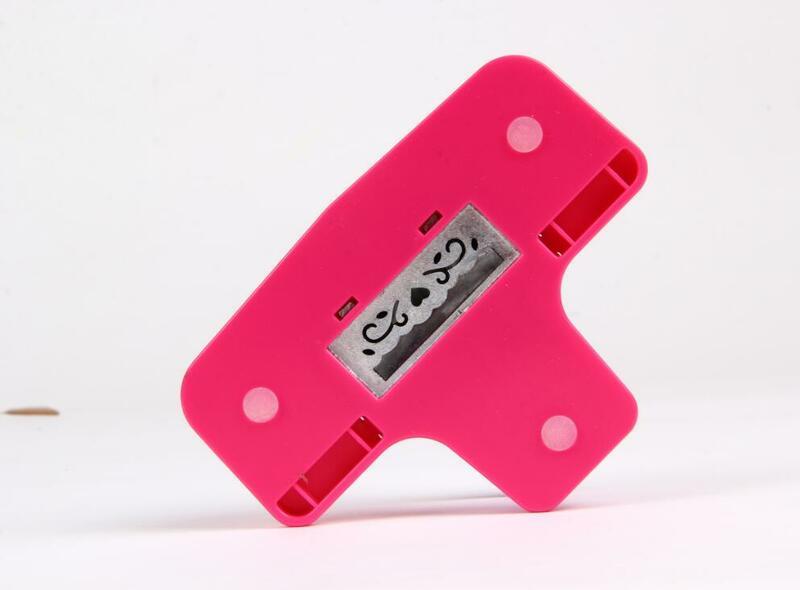 New fancy border punch S disegno del fiore goffratura dispositivo di bordo Pugno scrapbooking handmade FAI DA TE di carta taglierina A Mano regalo Del Mestiere