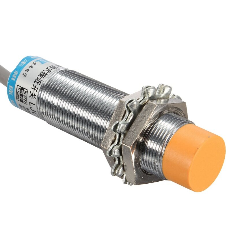 عالية الجودة LJC18A3-H-Z/BX نهج الاستشعار أسطواني بالسعة القرب التبديل NPN 6-36V
