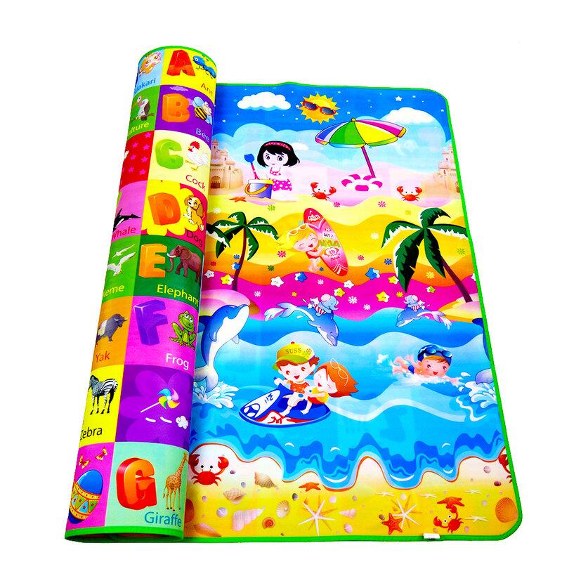 Maboshi Bébé Tapis de Jeu En Développement Tapis Puzzle Tapis Tapis Enfants Tapis tapis pour Enfants Enfants Jouets Pour Les Nouveau-nés Eva Mousse Tapis Bébé jouets