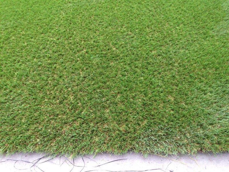 شرفة العشب الاصطناعي حصيرة