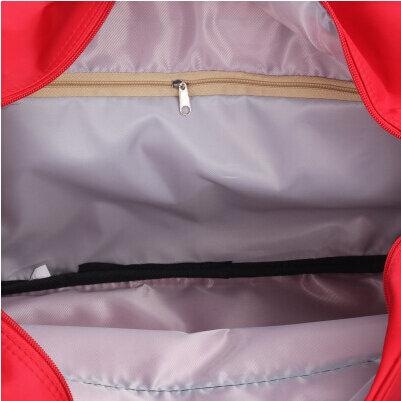 2020 di Modo Pieghevole borsa a tracolla portatile borsa da viaggio impermeabile dei bagagli di Viaggio di grande capacità borse Da Viaggio degli uomini e delle donne
