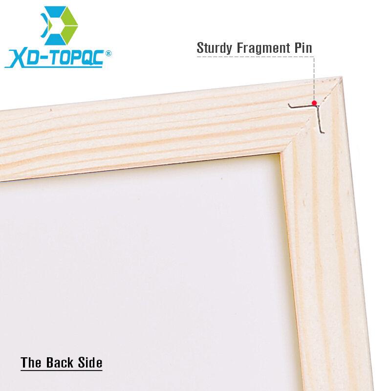 XINDI Kork Bord 25*35cm Bulletin Board Nachricht Boards Holz Rahmen Pin Memo Für Notizen Fabrik Liefert Hause büro Dekorative