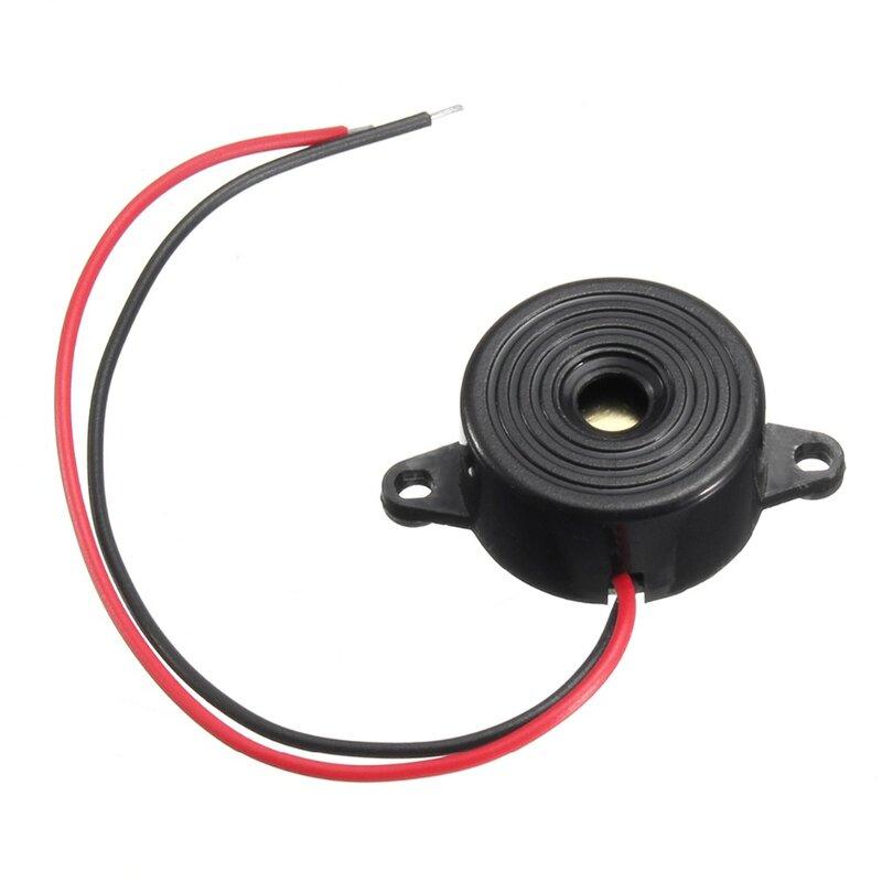 Heißer Verkauf Neueste Nützliche Neue Ankunft Durable 3-24 V Piezo Elektronische Summer Alarm 95DB Kontinuierliche Sound Beeper Für arduino Auto Van