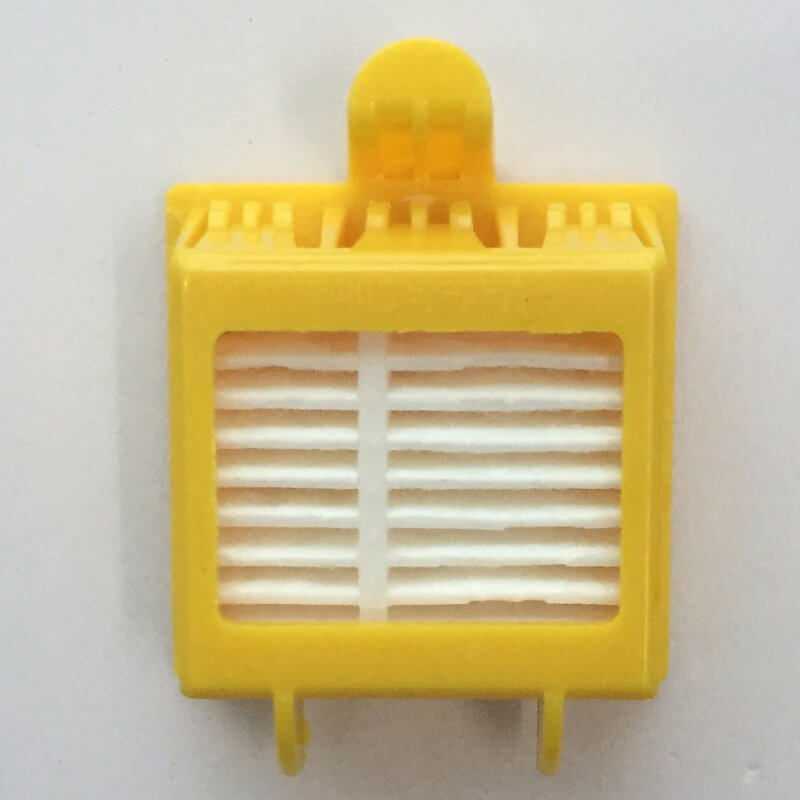 Cepillo de cerdas con filtros Hepa, Juego de cepillos laterales de 3 brazos para iRobot Roomba Serie 700, 760, 770, 780, 790
