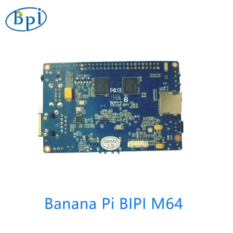 64-بت رباعية النواة البسيطة لوحة كمبيوتر واحدة BPI-M64 الموز بي مجلس