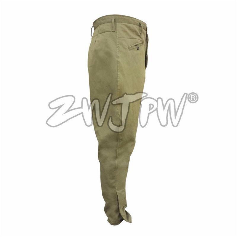 Culotte d'équitation de l'armée chinoise, TYPE 55, en coton, pour hommes, nouveau pantalon traditionnel, Baggy, sport d'équitation, CN/503106