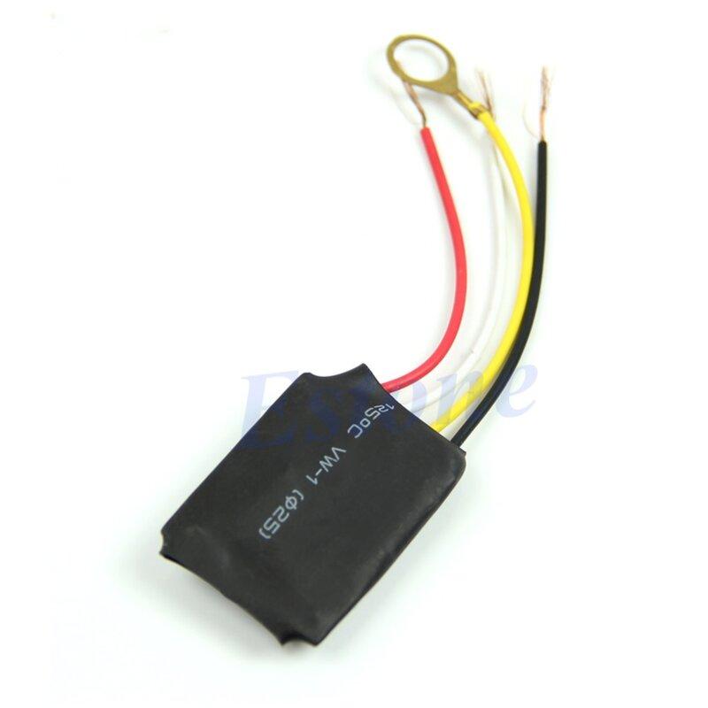 حار التيار المتناوب 3 طريقة مكتب ضوء أجزاء التحكم باللمس الاستشعار باهتة لمبات مصباح Switch-Y103