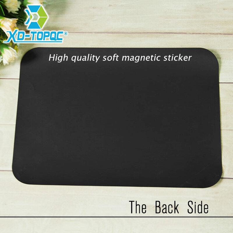 XINDI A4 21*30 centimetri Morbido Magneti Frigo Flessibile Mini Lavagna Fogli di PET Tabellone Messaggi Note Magnetici Frigorifero Memo Pad FM01