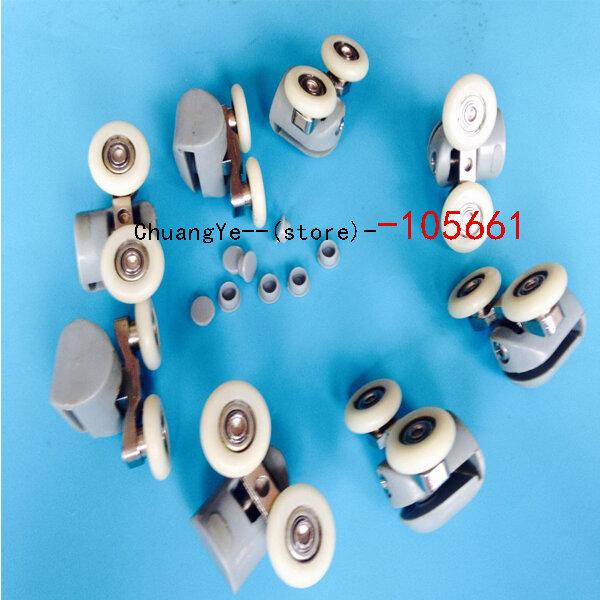 """مجموعة من 8 بكرات باب دش ، عجلات ، بكرة ، """"Rolli"""" ، 25 مللي متر ، للبيع"""