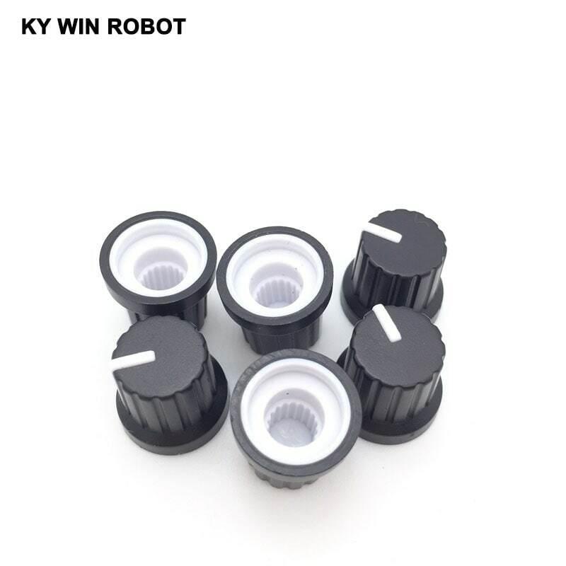 10 قطعة/الوحدة التحكم بحجم الصوت الروتاري وتتولى ل 6 مللي متر ضياء مخرش رمح الجهد دائم