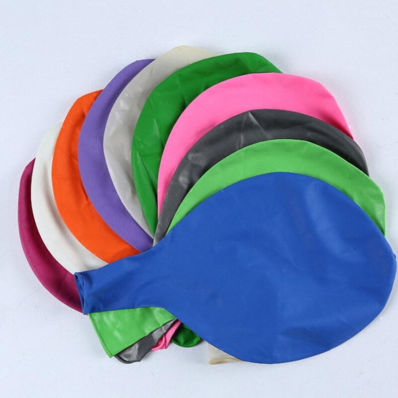 Globo de látex de 36 pulgadas para decoración de fiesta de cumpleaños, globo grande Inflable de helio, colorido, para bodas y niños