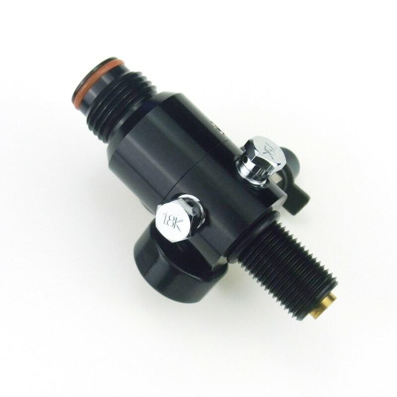 """مسدس كرات الطلاء ، منظم خزان الهواء ، ضغط الإخراج 800/1000/1200/1800/2000PSI خيوط 5/8 """"-18UNF ، PCP HPA 4500PSI"""