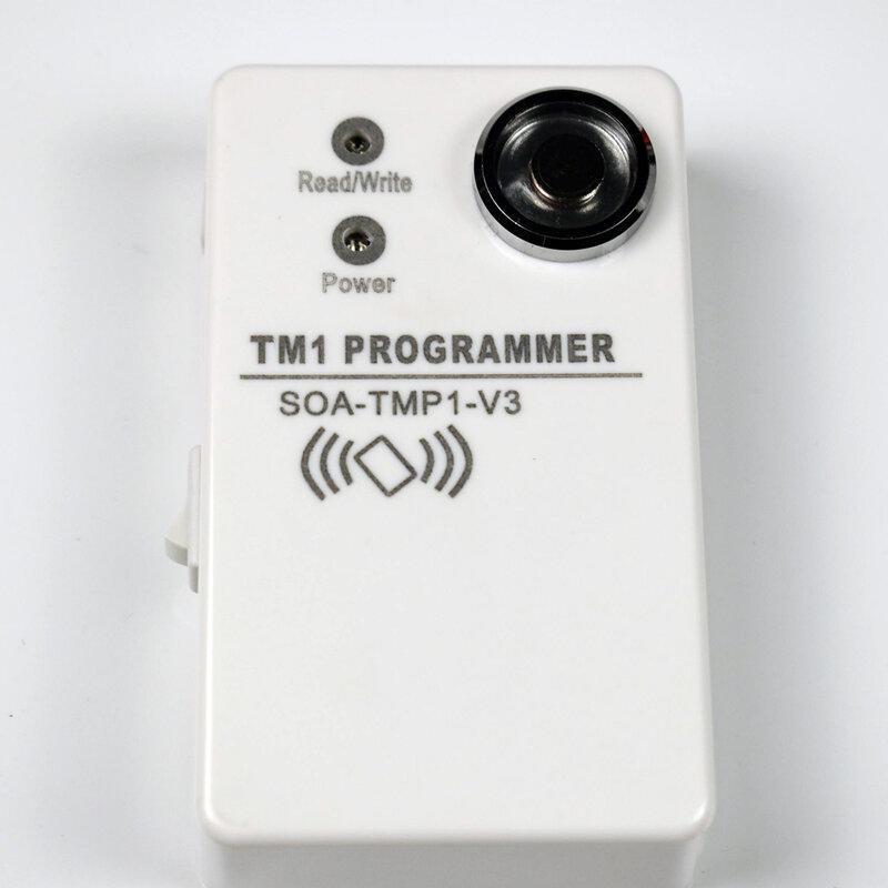 الناسخ المحمول المستقر والحساسي TM RW1990 TM1990 TM1990B iparts 125Khz EM4305 T5577 EM4100 تتفاعل ناسخة