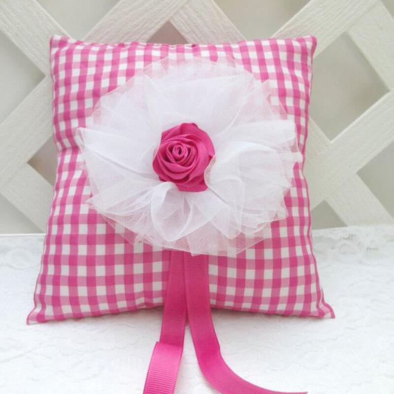 FENGRISE 15ซม.25 Organza ผ้าม้วน DIY ประดิษฐ์ดอกไม้งานแต่งงานวันเกิดตกแต่ง Tulle ม้วน Pom Poms ของขวัญ