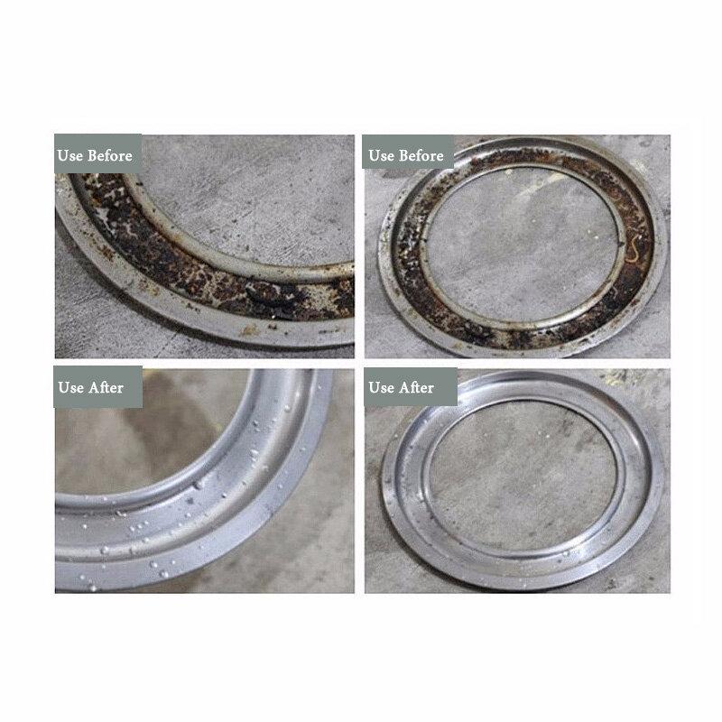 Cepillo de limpieza mágico de acero inoxidable, varilla mágica, eliminador de óxido de Metal, herramientas útiles de limpieza de cocina, gran oferta