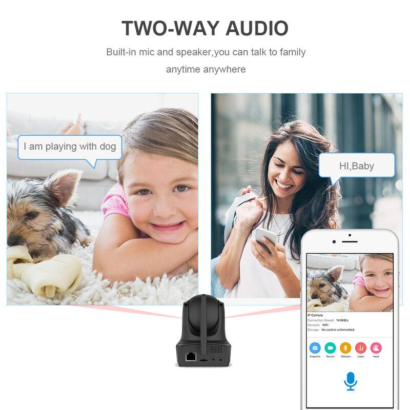 Vstarcam Ip-kamera 1080P AI Auto Tracking Wireless Home Sicherheit Kamera CCTV Kamera WiFi Überwachung Kamera Baby monitor C29S