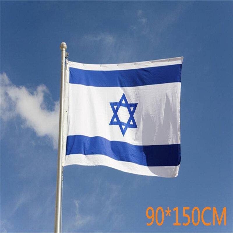 무료 배송 150*90 cm banneru us100 % 폴리 에스테르 표준 배너 스타 uv 안티 페이드 양면 인쇄 buttonhole 미국 국기