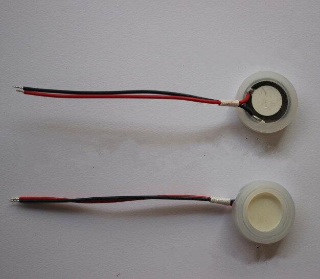 4 ชิ้น 20mm Ultrasonic Mist Maker Fogger เซรามิคแผ่นลวดและแหวนปิดผนึก