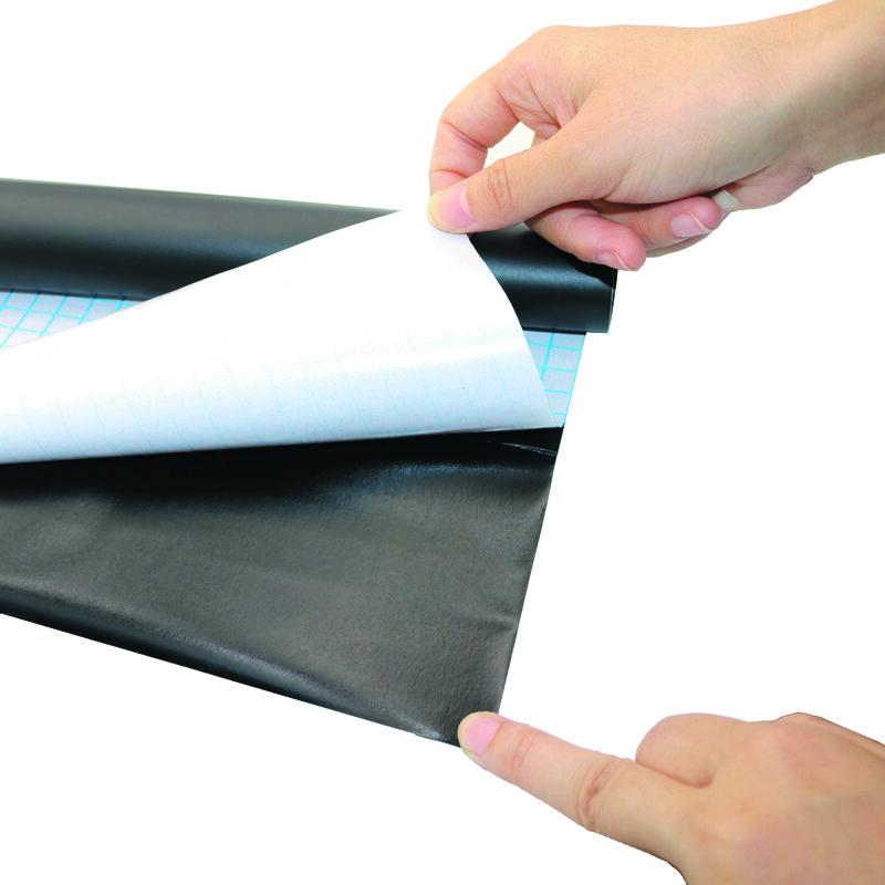 1 Pc 그린 보드 스티커 이동식 비닐 그리기 지울 수있는 낙서 칠판 스티커 학습 게시판 메시지 보드 45x100cm