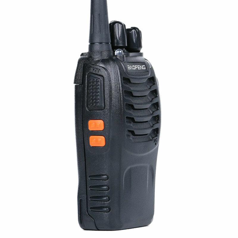 2 قطعة Baofeng BF-888S اسلكية تخاطب 5W يده bf 888s UHF 16CH Comunicador الارسال الإرسال والاستقبال 2 راديو الطريق في الهواء الطلق