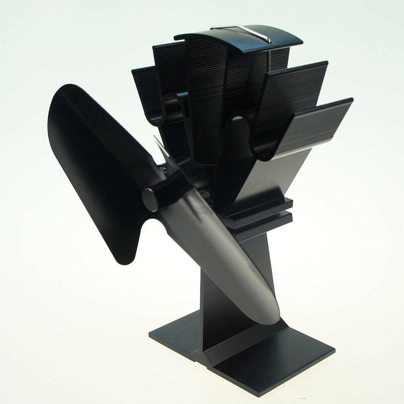 صديقة للبيئة الحرارة بدعم مروحة للخشب الغاز بيليه مواقد Ecofan SF-112