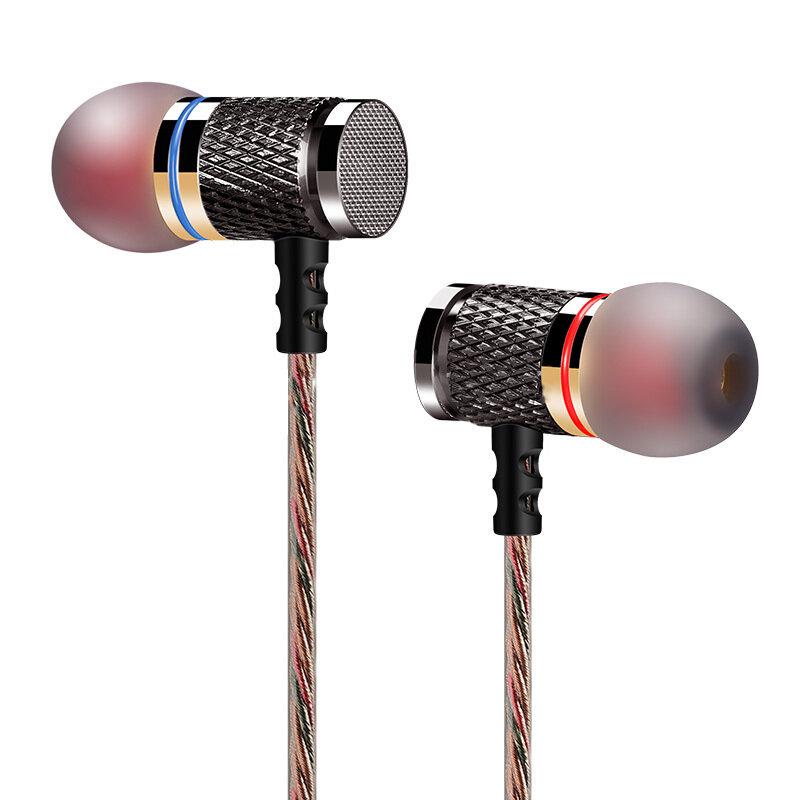 QKZ DM6 Professional In Ear auricolare metallo bassi pesanti qualità del suono musica auricolare cuffie di marca di fascia alta della cina fone de ouvido