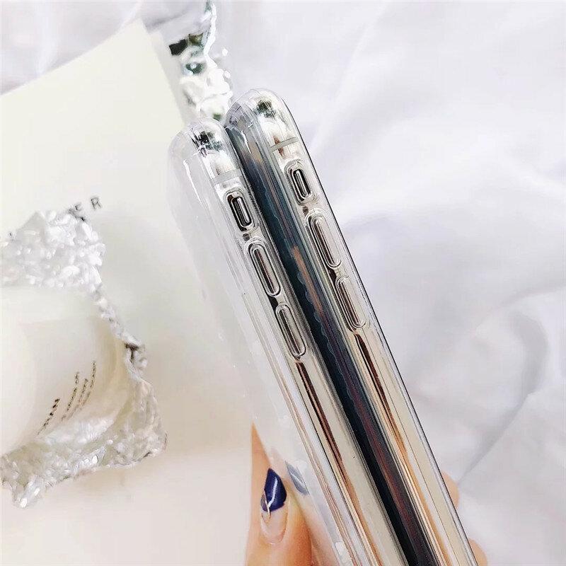 For Xiaomi Mi 8 9 9T CC9 Pro Case Dynamic Liquid Sequins Quicksand Cover For Mi A3 9 10i 10T Lite Max 2 3 Silicone TPU Cases