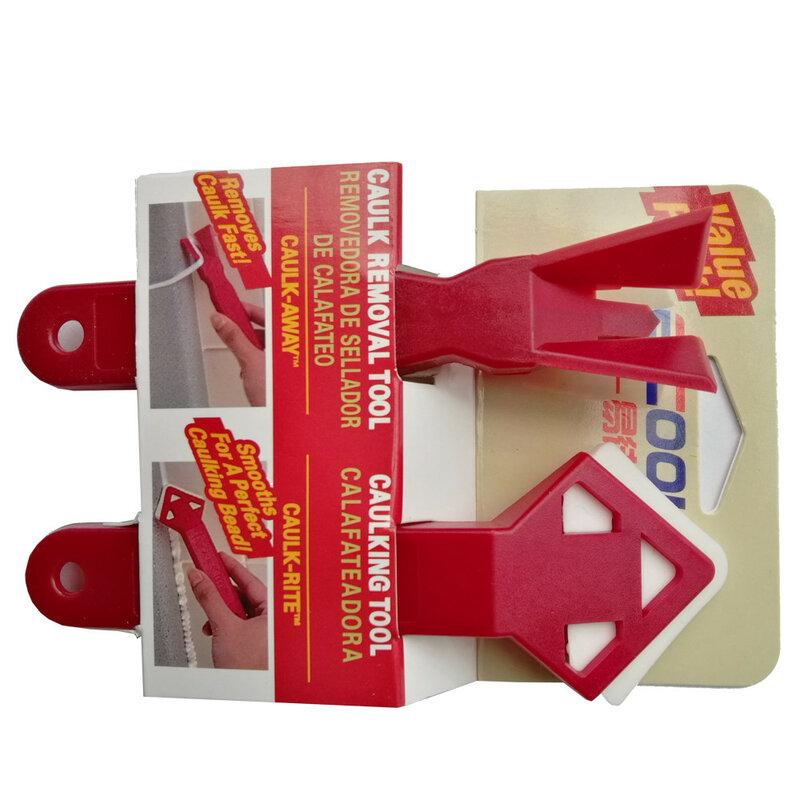 Removedor y terminador de calafateo profesional, herramientas de construcción, limpiador de calafateo de azulejos, limitado, nuevo