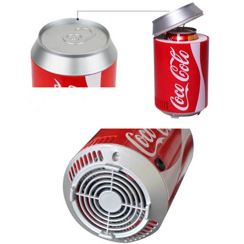 ตู้เย็นCoolerความร้อนและCoolตู้เย็นDualใช้บ้านDC 5V 12Vสำนักงานตู้เย็นคอมพิวเตอร์Wine Cooler