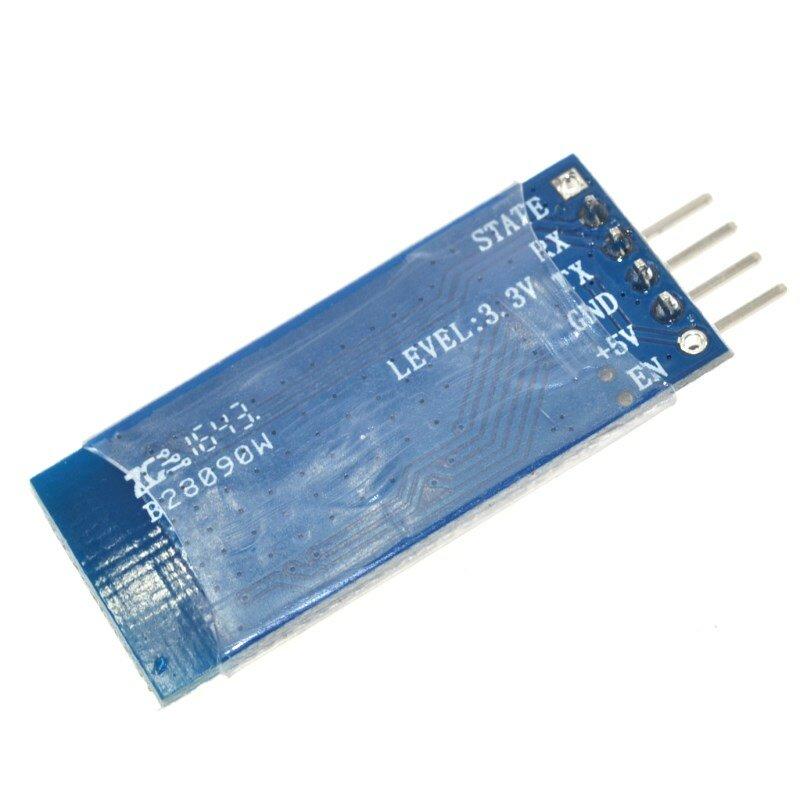 HC-05 HC 05 hc-06 HC 06 بلوتوث اللاسلكية RF جهاز الإرسال والاستقبال الرقيق وحدة RS232 / TTL لتحويل UART ومحول