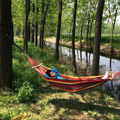 Nylon Starke Strap Gürtel Hängematte Hängen Gürtel Baum Strap Bewegliche Hängende Baum Seil Outdoor Camping Werkzeug mit Schnallen