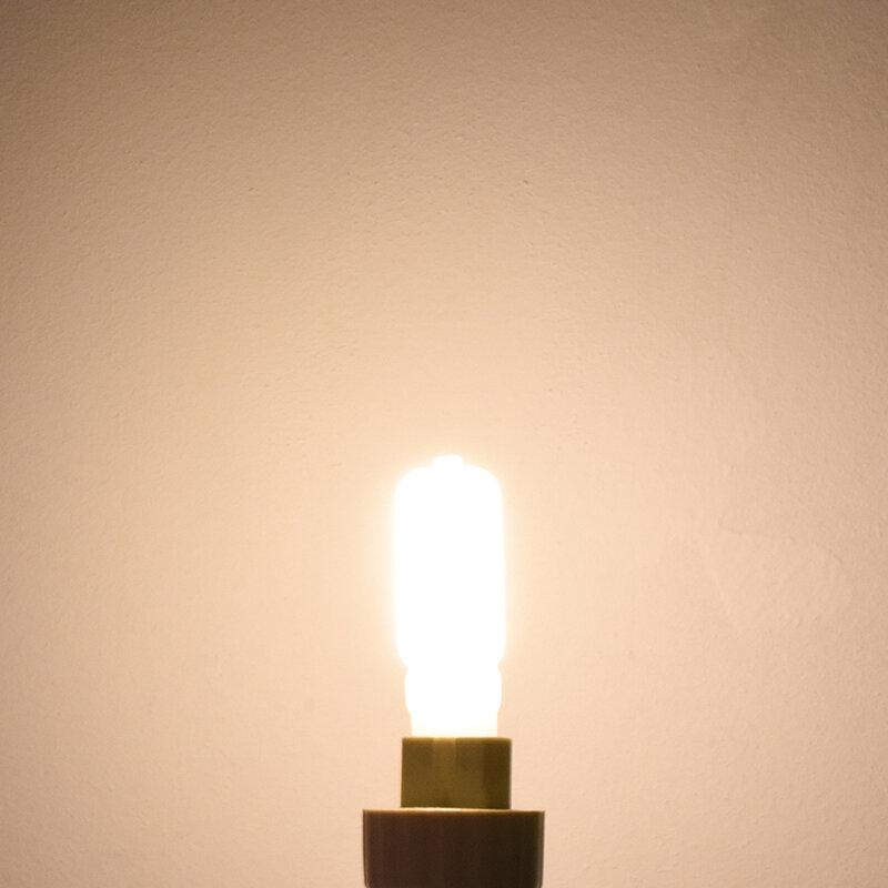 G9 LED 램프 따뜻한/차가운 흰색 AC220V-240V 22leds SMD2835 샹들리에 전구 360 학위 조명 10 개/몫