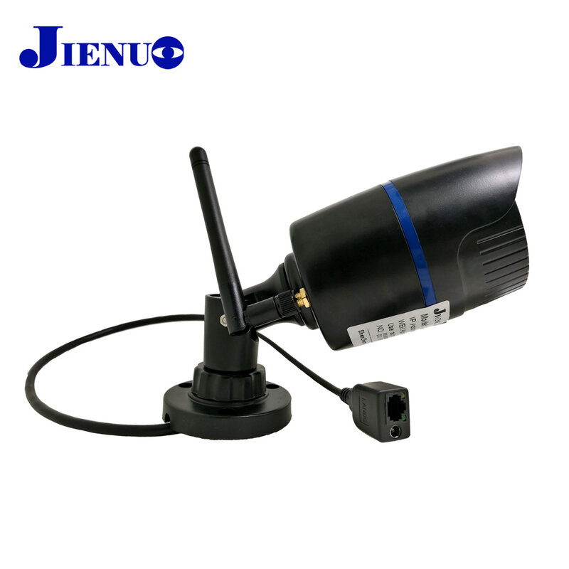 Mini caméra de surveillance ip wifi HD 720p, étanche, système de sécurité domestique sans fil, cctv à infrarouge, pour l'extérieur