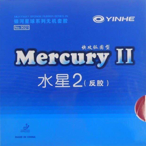 مجرة-مطاطية لتنس الطاولة ، مع الإسفنج ، Yinhe Mercury II