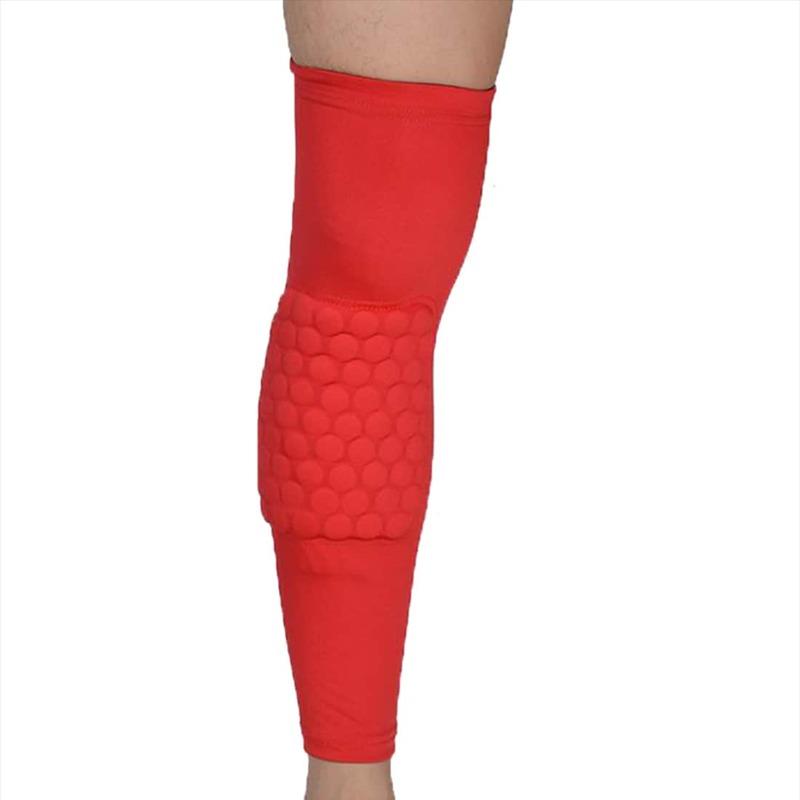 Basketball knie pads Erwachsene Fußball knie brace unterstützung Bein Hülse knie Protector Kalb Unterstützung Ski Kneepad joelheira Sport Sicherheit