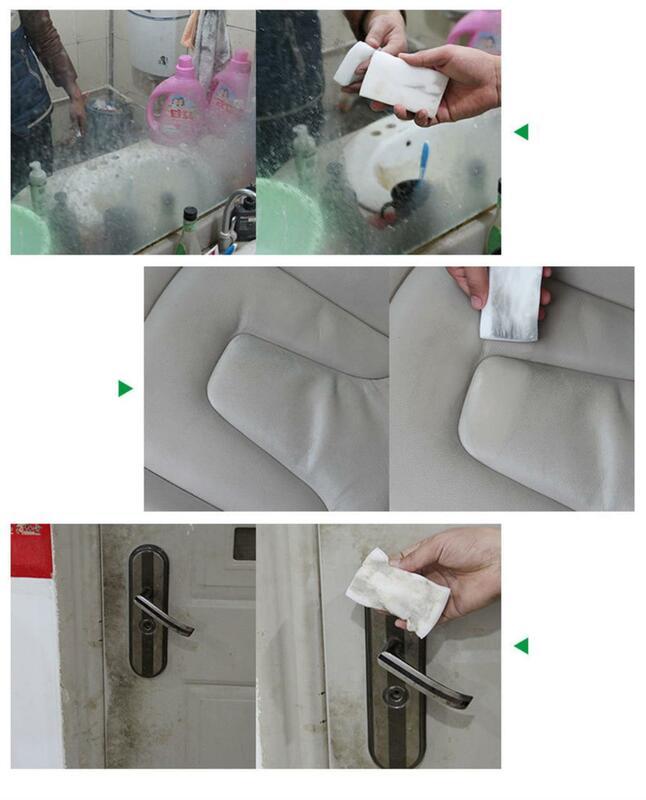 10/20 PCS Weiße Magie Schwamm Radiergummi Melamin Reiniger Multi-Funktionale Küche Bad Reinigung Werkzeuge Schwamm 100*58*20mm