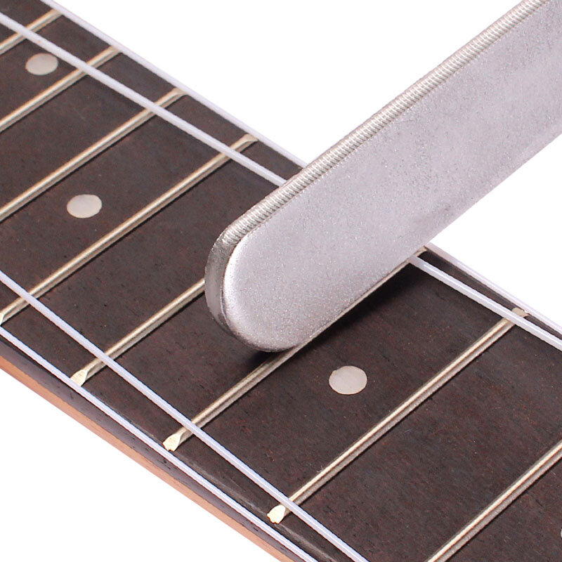 حنق الجيتار ، أدوات التويج ، ملف ، ضيق ، حافة قطع مزدوجة ، متين