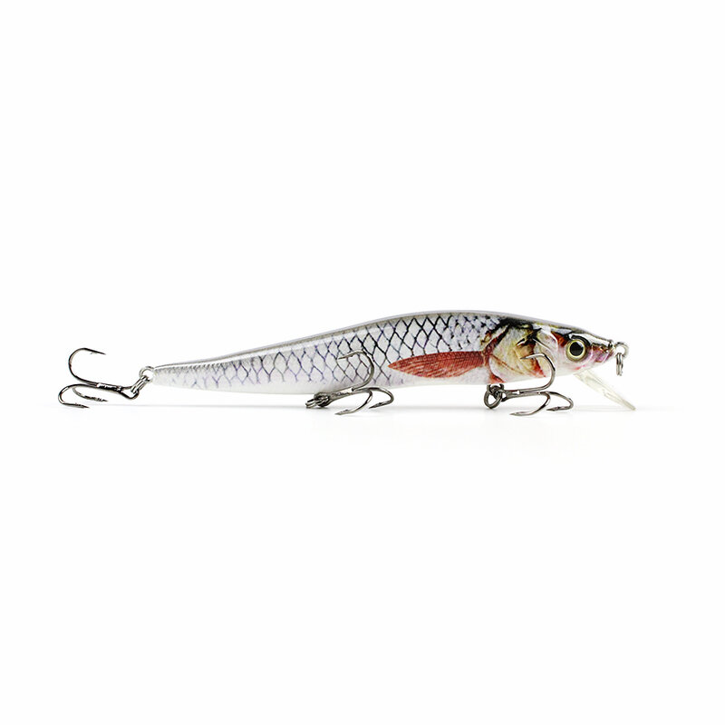 "4.72 ""/14.6G Artificial Minnow Fishing Lureสมจริงเหยื่อตกปลาเหมือนจริงHard CrankbaitตกปลาWobblers Pesca HML09C"