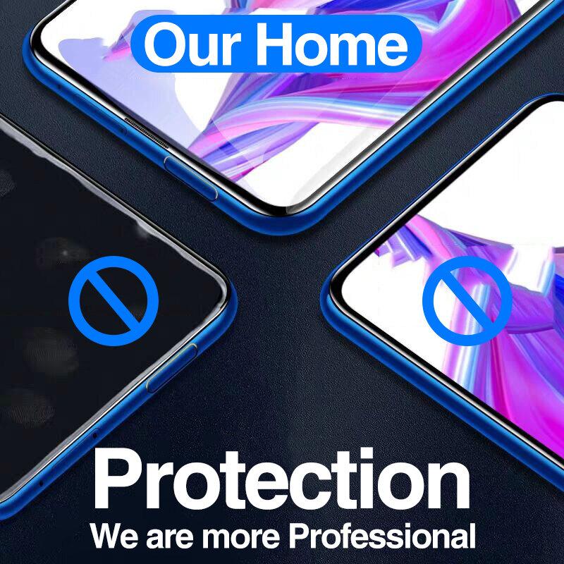 4Pcs vidrio Protector templado para Huawei P20 P30 P40 Lite P Smart 2019 Protector de pantalla para Huawei Mate 30 20 Lite P20 Pro película