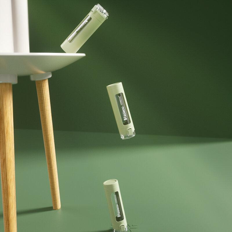 320/420ML ถ้วยน้ำน่ารักขวด Kawaii แบบพกพา Leakproof Tumbler กับฟางของขวัญสำหรับสาวนมกาแฟแก้ว