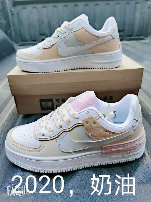 SCHNIKE-air force 1 shadow AF1 scarpe da Skateboard da donna ...