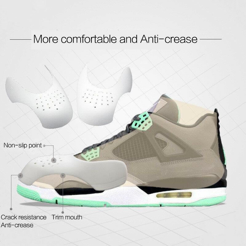 Protezioni per sneaker air force Sneaker scudi anti-rughe piega ...