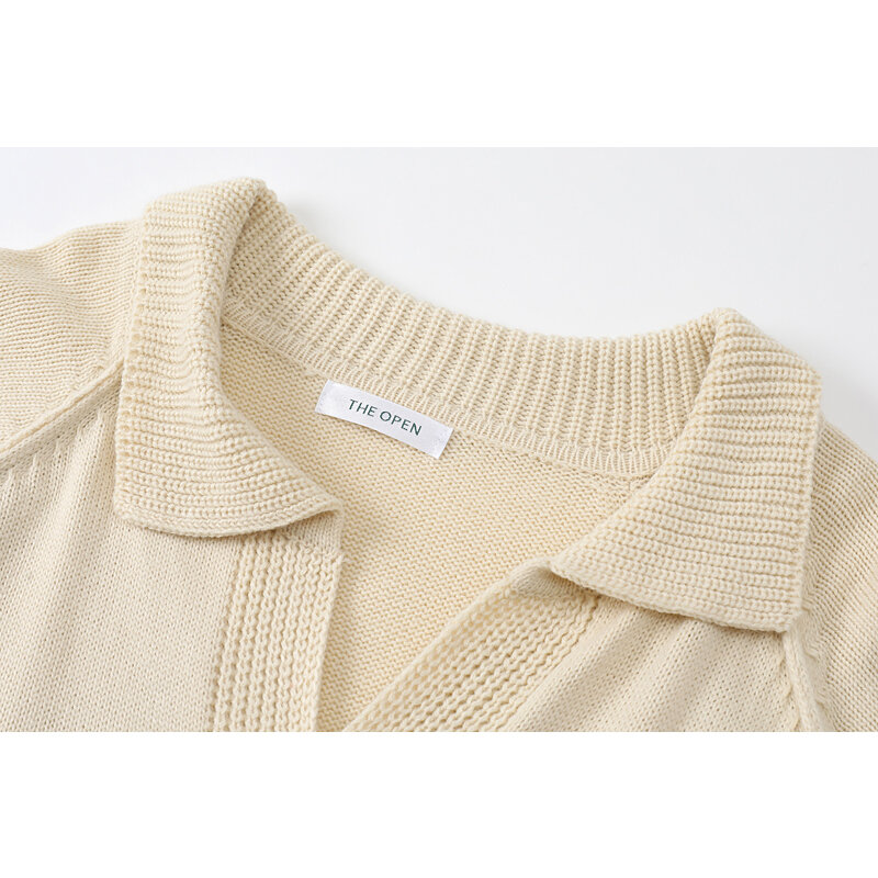 Vintage Korea Short Knitted Sweaters Women Thin Pullovers Fashion Short Sleeve 2021 Summer Casual Female Crop Top Ropa Mujer