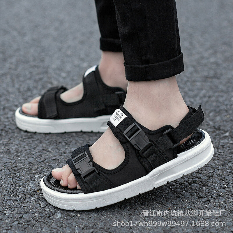 Summer Slippers Dual-Use Outer Wear Sandals Men's Sandals Slippers 2019 New Korean Version of the Leisure Fashion Outdoor