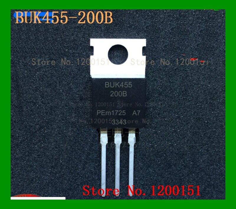 BUK455-200B BUK455 200B BUK455 إلى-220