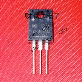 الأصلي جديد 5 قطعة/D10SC4M TO-220F