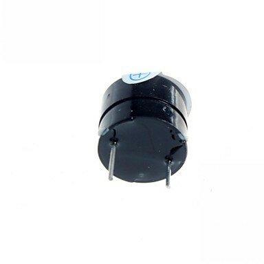 Zumbador de 5V, placa de pruebas amigable con Arduino (paquete de 10)