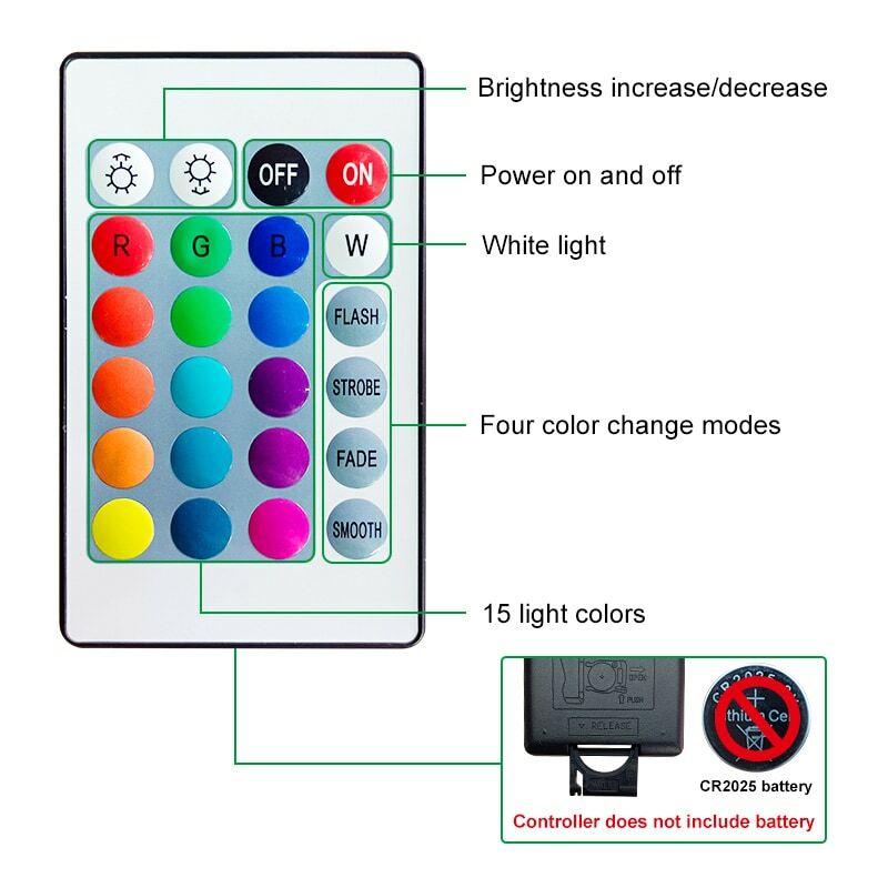 Tira de luces Led Flexible para decoración de pared y dormitorio, lámpara de Control remoto Rgb 5050 de 5-30M, 12V, Bluetooth, Wifi