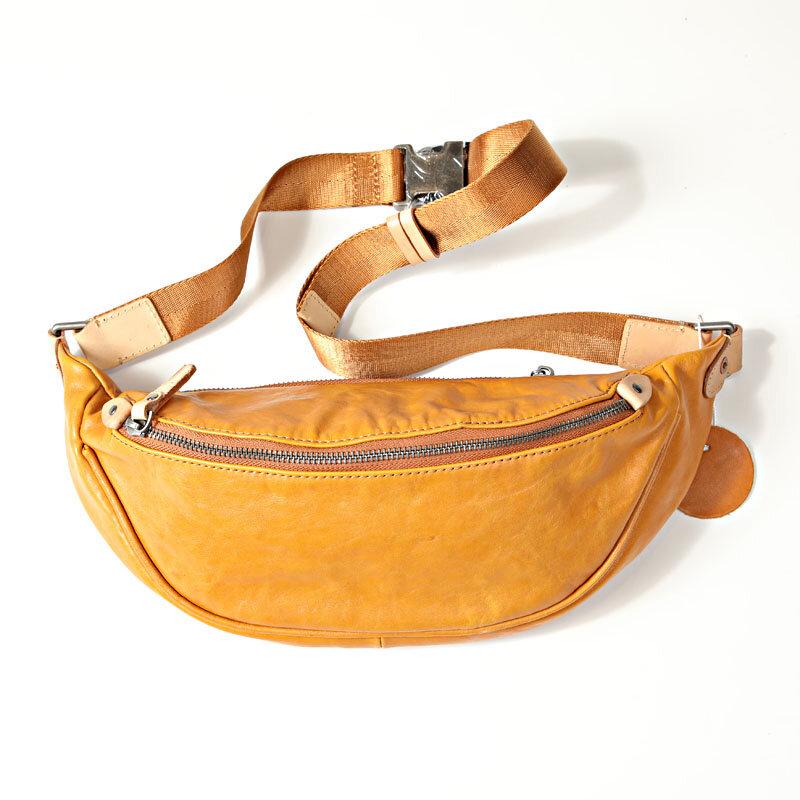 Classic luxury women's bag waist bag chest Bag Messenger Bag men's and women's universal chest bag Designer