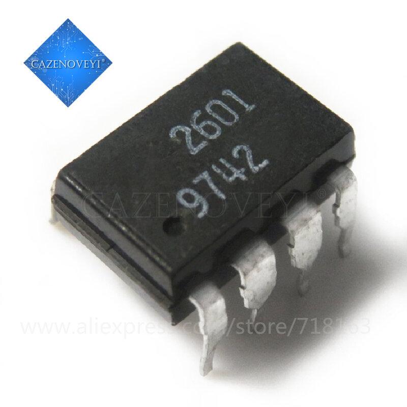 10 قطعة/الوحدة HCPL-2601 HCPL2601 A2601 2601 DIP-8 SMD-8